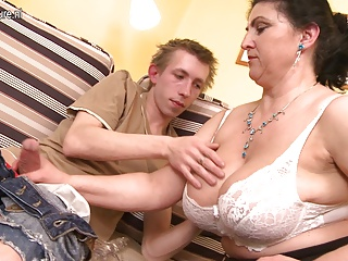Gorgeous Mother Fucked Hard By Young Boy And Squirts | Squirt.top Porn Tube