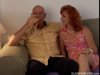 Sexy Mature Red Head Sasha Is A Squirter | Squirt.top Sex Tube