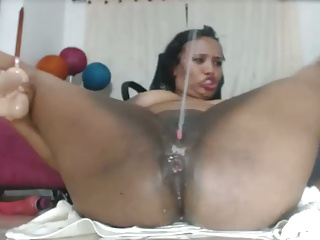 Big Breast Columbian Squirt Machine Fisting Pussy | Squirt.top Porn Tube