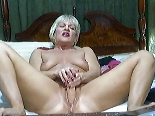 Hot Blonde Mature On Cam 2 | Squirt.top Porn Tube