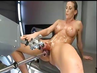 Ariel X Squirting And Riding Fucking Machine | Squirt.top Porn Tube