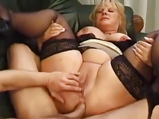 Mature BBW Squirts While Assfucked | Squirt.top Sex Tube