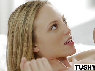TUSHY First Anal For Tennis Student Aubrey Star | Squirt.top Porn Tube