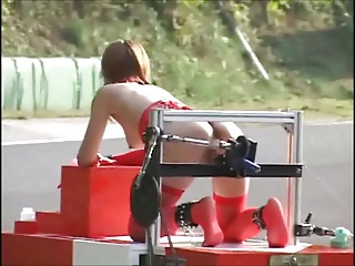 Japanese Bondage – And SQUIRTS! – Robot Race | Squirt.top Porn Tube