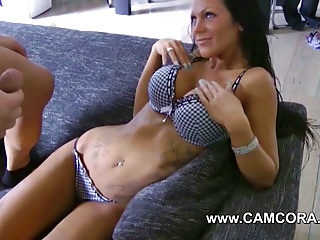 German Amateur With Big Tits And Tattoos Lea4you Get Fucked | Squirt.top Sex Tube