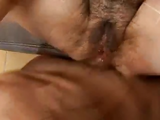 Hairy Mature Squirts While Anal Fucked | Squirt.top Porn Tube