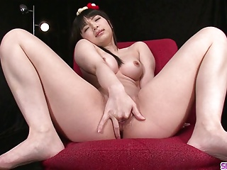 Hina Maeda Masturbates And Has Three Guys Cum For Her | Squirt.top Porn Tube