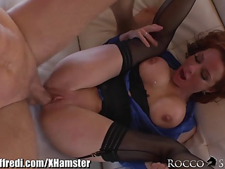 Rocco Siffredi Makes Veronica Avluv Squirt! | Squirt.top Sex Tube