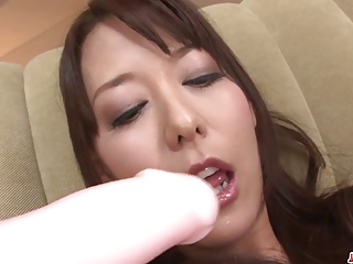 Busty Akari Asagiri Fucks Herself With Sex Toys | Squirt.top Porn Tube