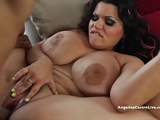 Big Titted Angelina Castro Desperate For Spanish Cock! | Squirt.top Porn Tube