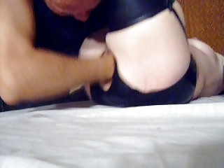 Fistfucked In Rubber Lingerie | Squirt.top Sex Tube