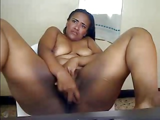 Cute Chubby Latina Masturbates And Squirts | Squirt.top Porn Tube