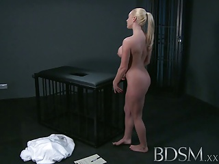 BDSM XXX Big Breasted Subs Are Tied Up And Pumped | Squirt.top Sex Tube