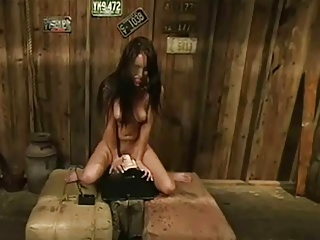Young Jenna Squirts All Over Sybian | Squirt.top Sex Tube