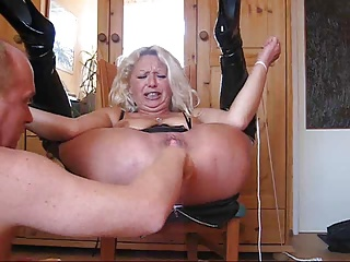 Working Her Asshole And Making Her Suffer   Squirt.top Sex Tube