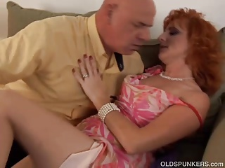 Super Sexy Mature Redhead Is A Squirter | Squirt.top Porn Tube