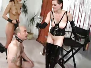 Slave By Femdoms | Squirt.top Porn Tube