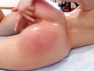 Ass Spanked Red With Squirting | Squirt.top Porn Tube