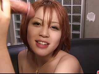 Filthy Redhead Asian Babe Showing Off Her Sexy Ass And Big T | Squirt.top Porn Tube