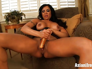 Aziani Iron Squirting MILF Viana Milan | Squirt.top Porn Tube