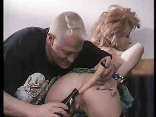 Beer Enema Then Buttfuck   Squirt.top Porn Tube