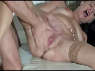 Brutal Fisting Till Squirting | Squirt.top Porn Tube