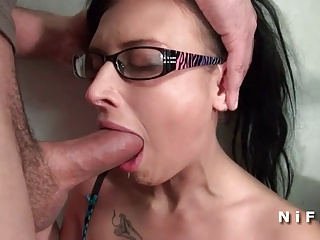 Sublime Young Squirt Brunette Hard Anal Pounded | Squirt.top Porn Tube
