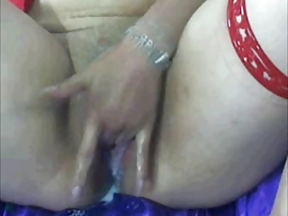 Creamy Wet Latina Masturbation On WebCam | Squirt.top Sex Tube