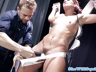 Savannah Fox Squirts When Clit Is Toyed | Squirt.top Porn Tube