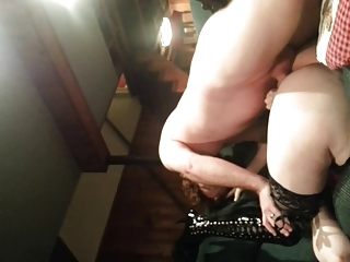 Wife In Thigh High Boots Squirting | Squirt.top Sex Tube