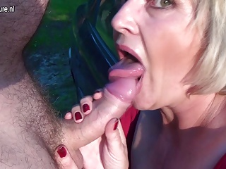 Mature Mother Monieka Sucks Cock And Squirts Like Crazy | Squirt.top Porn Tube