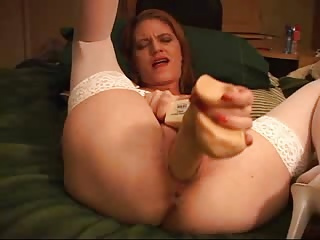 NASTY GIRL AND HER DILDO FILLED PUSSY | Squirt.top Porn Tube