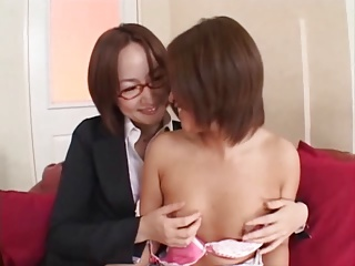 How To Train A JAV Star… Lesson 1 – Lesbianism (1 Of 5) | Squirt.top Porn Tube