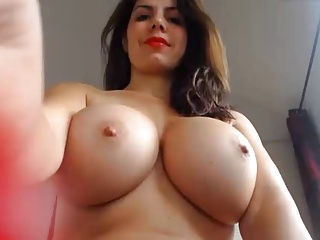 Big Tits Squirt Job From This Hottie | Squirt.top Sex Tube