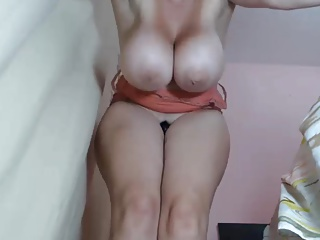 Milf With Massive Boobs Quivering And Squirting | Squirt.top Porn Tube