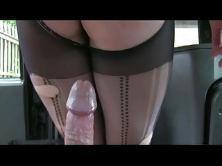 British Brunette Fucked And Squirts In Tights | Squirt.top Porn Tube