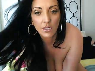 Busty Webcam MILF Squirts | Squirt.top Sex Tube