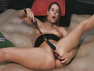 Spanking Herself To Orgasm | Squirt.top Porn Tube