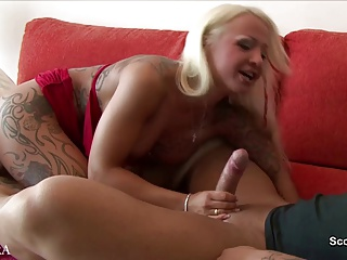 German Teen In Privat SexTape With Not Step-brother | Squirt.top Porn Tube