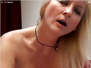 Hot Granny Playing With Her Dildo On Cam | Squirt.top Porn Tube