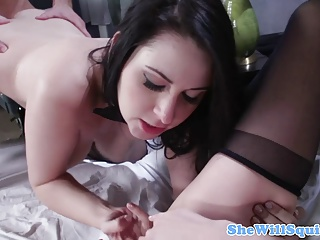 Squirter Hottie Tiffany Fox Shares Cock | Squirt.top Porn Tube