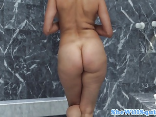 Busty Squirter Fucked And Drinking Cum | Squirt.top Porn Tube